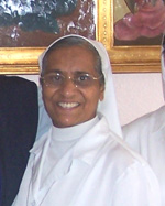 Hermana Pushpa Paul Parmar